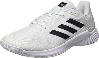 adidas Novaflight kadın spor ayakkabısı, beyaz, çok renkli, (Ftwbla Negbás Ftwbla) - Numara:
