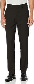 J.M. Haggar mens J.m. Haggar Premium Stria Slim Fit Suit Separate Pant Business Suit Pants Set