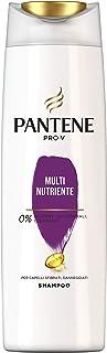 Pantene Pro-V Shampoo Multi Nutriente, per Capelli Danneggiati o Sfibrati con Formula Pro V, Antiossidanti e Lipidi, 225 ml