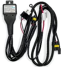 Unipower Electronics HID用リレー・ハーネスセット H4ハイロー切替用 配線の長さ:ノーマル(軽自動車~普通車向け) 12V車用 [バルク品][在庫限り][ユニパワー・エレクトロニクス]