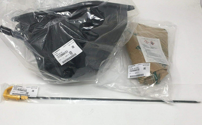 Limited time cheap sale Subaru WRX STI 2006-2019 Oil Pan EJ257 UP Pick Complete Free Shipping Kit Dipstick