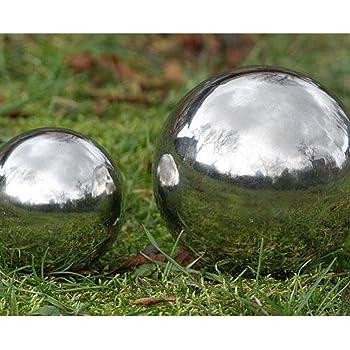 Hollow Gazing Boules Globes flottant étang BOULES transparente Mirror Ball SPHERES