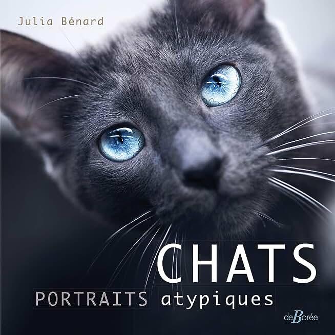 Chats : Portraits atypiques