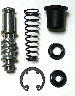 Suzuki Front Brake 300 LT 1987-1989 / 400 LT-Z 2003-2013 / 450 LT-R 2006-2008 / 500 Quadracer 1987-1990 Master Cylinder Kit ATV / Motorcycle WSM 06-201 OEM# 59600-36820, 59600-04810 see decsription