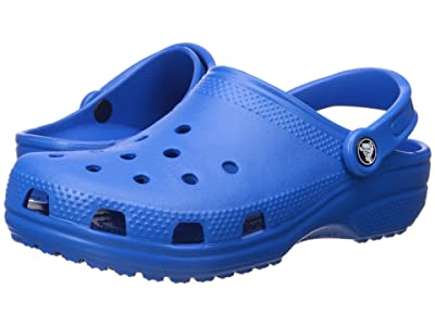 Crocs Classic Clog (Bright Cobalt) Clog Shoes