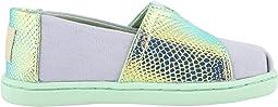 Desert Taupe Shimmer Synthetic