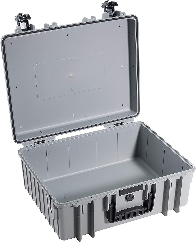 B W Outdoor Case Hartschalenkoffer Typ 6700 Leer Kamera