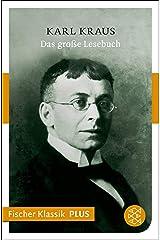 Das große Lesebuch (Fischer Klassik Plus) (German Edition) Kindle Edition