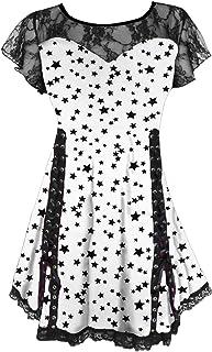 Dare to Wear Victorian Gothic Boho Women's Plus Size Roxann Corset Top