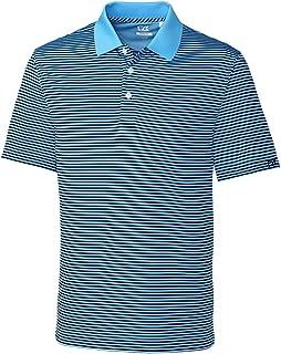 Men's Big-Tall Cb Drytec Trevor Stripe Polo Shirt