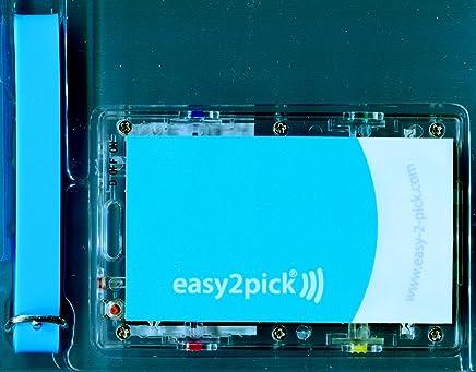 Easy2Pick Unisex Flashing Luggage Tag