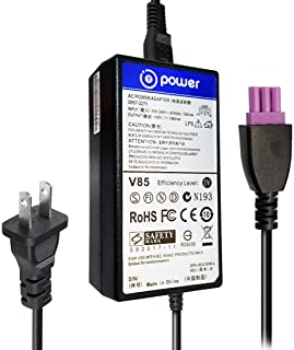 T-Power 32v Ac Dc Adapter Charger Compatible for HP Deskjet Ink Advantage All-in-One Series Color Printer Power Supply (3-...