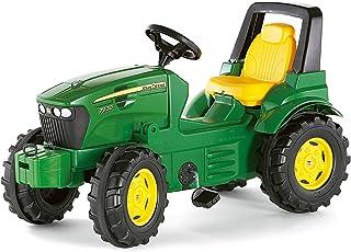 Rolly Toys rollyFarmtrac John Deere 7930 Sitz verstellbar, Flüsterlaufreifen, Alter 3-8 Jahre, Front- und Heckkupplung 700028