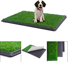 real grass for dogs on balcony