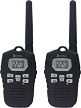 Cobra CXY800 Walkie Talkies 35-Mile Two-Way Radios, Rechargeable (Pair)