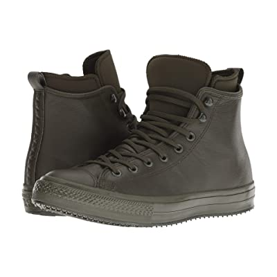 Converse Chuck Taylor All Star Waterproof Boot Hi (Utility Green/Utility Green) Lace up casual Shoes