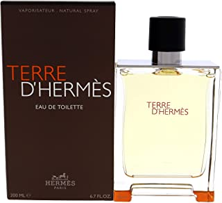 Terre D'Hermes By Hermes For Men - Eau de Toillette, 200ml