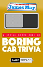 A Medium-sized Book of Boring Car Trivia