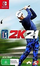PGA Tour 2K21 - Nintendo Switch