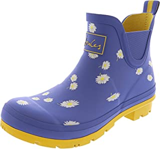 Joules Wellibob Chelsea Boot Blue Daisy 7