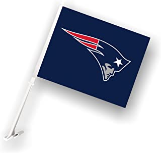 NFL New England Patriots Car Flag
