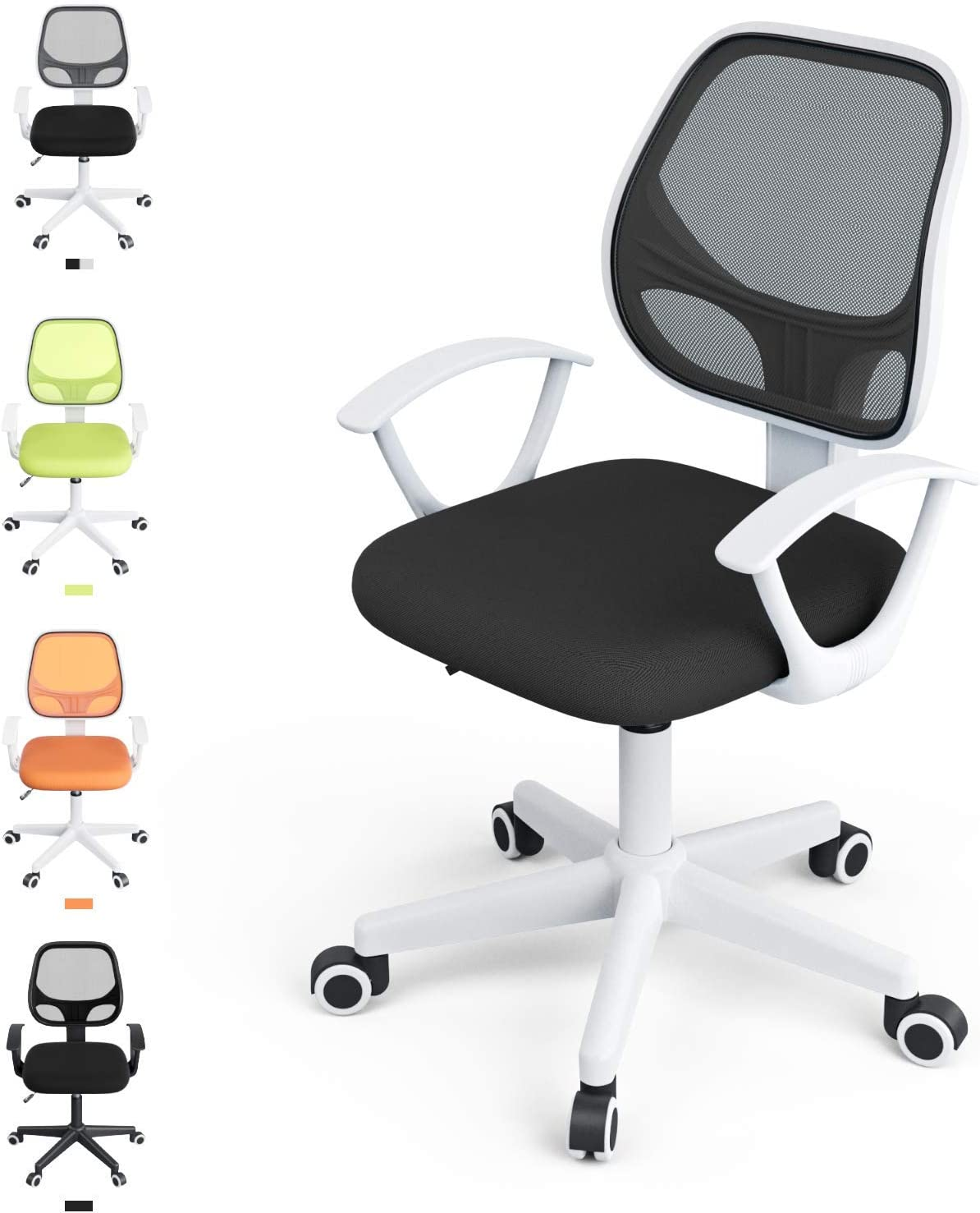 Mecor Kids Desk Chair Teens with Computer 正規品送料無料 Low Back、Arm 信託