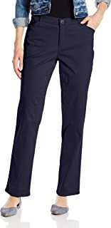 LEE womens 46312 Relaxed Fit All Day Straight Leg Pant Pants - multi - 14 Long