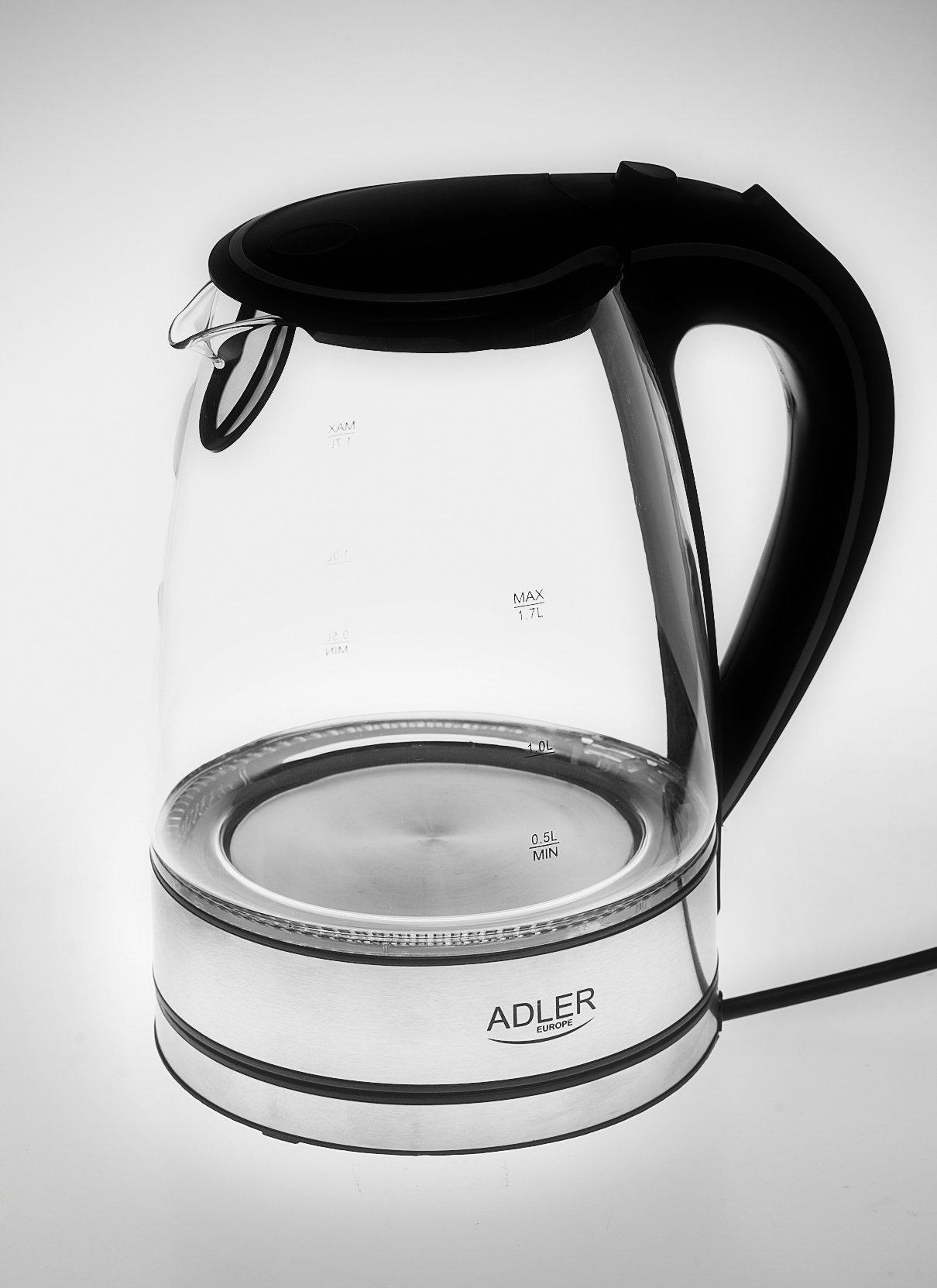 Adler Kettle Made of Glass AD 1225
