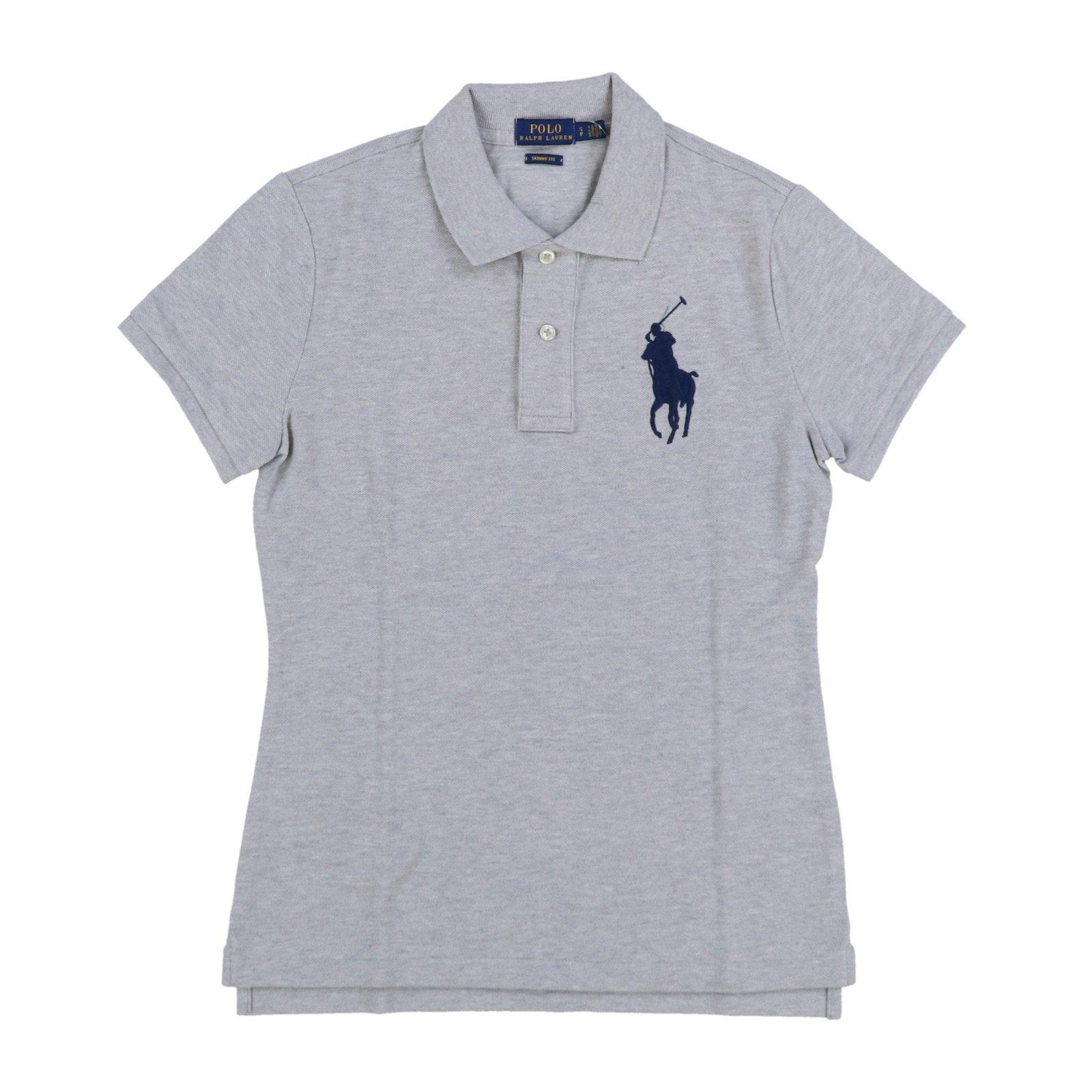 Polo Ralph Lauren 女士修身大马 Polo 衫