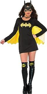 Rubie's DC Superheroes Batgirl Adult Long Sleeve Cape Dress