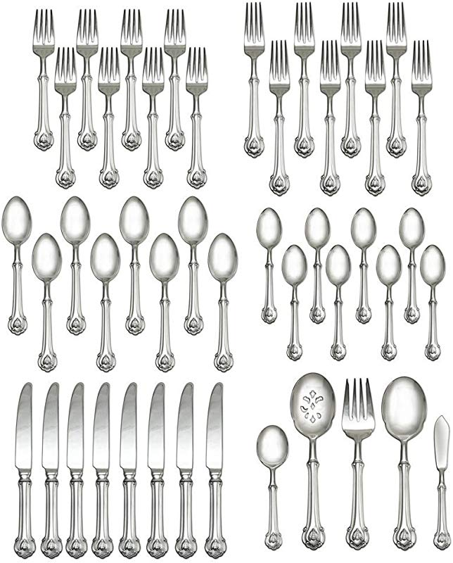 Napoleon Bee 45 Piece Flatware Set