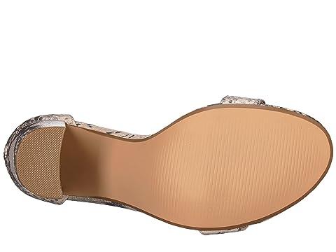 Steve Madden Carrson Heeled Sandal Snake Finishline Discount Purchase Eastbay Online Popular QVqfQHBPA