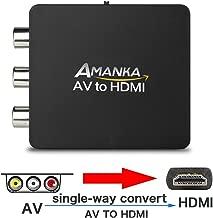 Mejor Hdmi Audio Video Splitter de 2020 - Mejor valorados y revisados