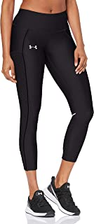 Under Armour Women's Armour Fly Fast Raised Thread Crop TIGHTS