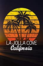 La Jolla Cove California: 6x9 inch travel size 110 blank lined pages.