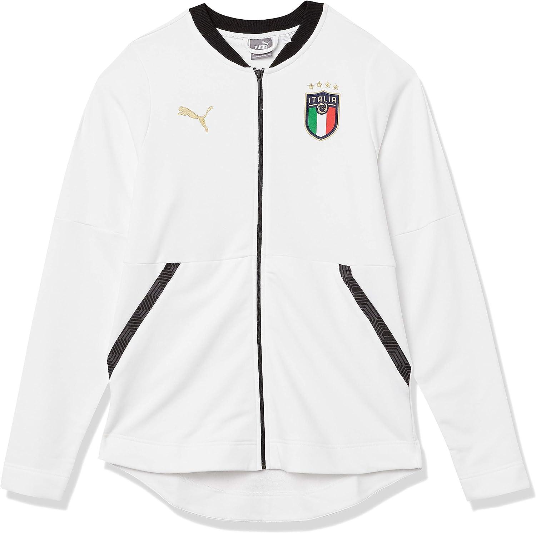 PUMA Men's FIGC Italian Football Federation Casuals Jacket
