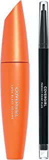 COVERGIRL LashBlast Volume Mascara and Perfect Point Plus Eyeliner, Very Black/Black Onyx (Packaging May Vary)