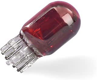 Show Chrome Accessories 10-7443R Red 7443 Replacement Bulb