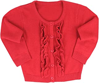 burgundy cardigan toddler