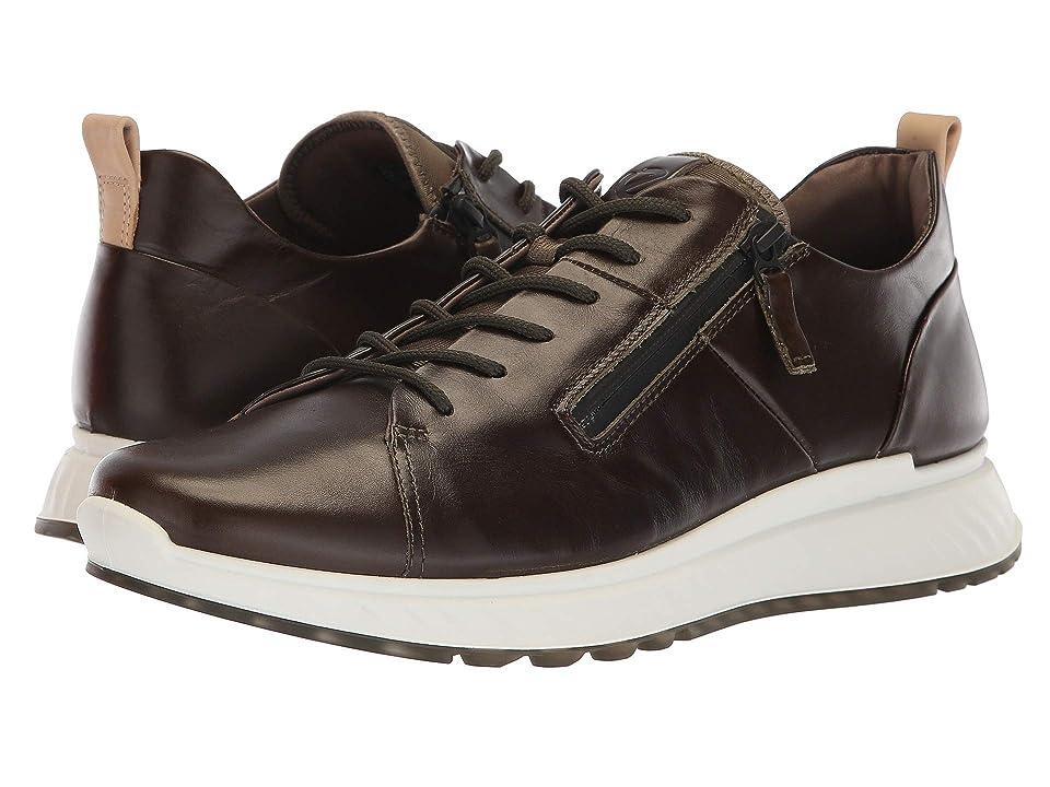 ECCO ST1 Sneaker (Grape Leaf) Men
