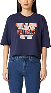 Wrangler Women's T-Shirt Crop