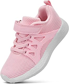 Feetmat Kids Sneakers Lace-up Breathable Boys Tennis Shoes …