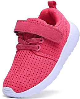 DADAWEN Boy's Girl's Lightweight Breathable Sneakers...