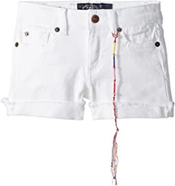 Lucky Brand Kids - Jenna Colored Stretch Shorts (Toddler)