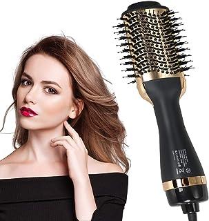 [PREMIUM Version] AU PLUG Professional Blowout Hair Dryer Brush, One Step Hair Dryer and Volumizer, Salon Hot Air Paddle S...