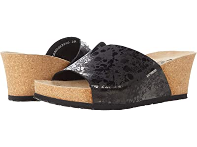 Mephisto Lisane (Black Paint) Women