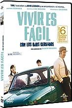 Vivir Es Fácil Con Los Ojos Cerrados [DVD]