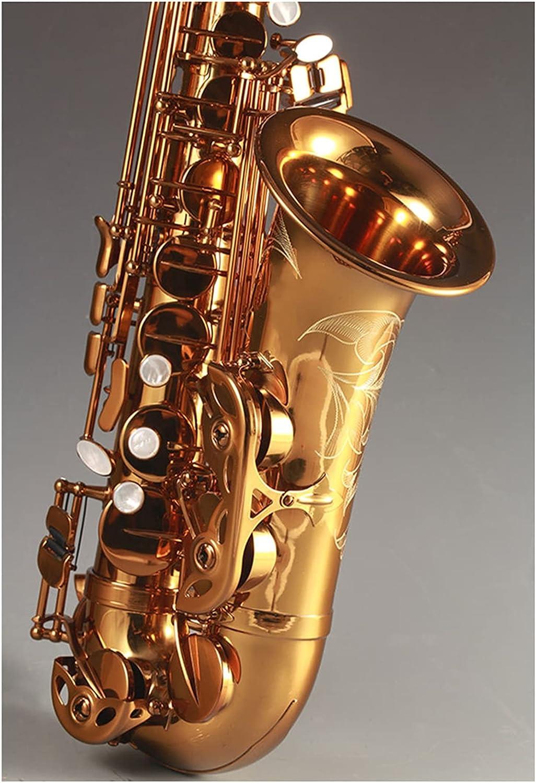 Professional Saxophone shop Alto EB Surprise price Tune Musical Inst Brass