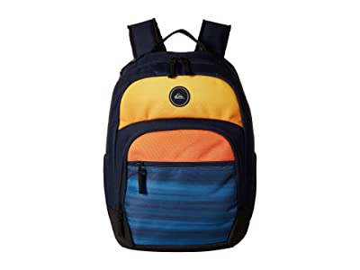 Quiksilver Schoolie Cooler II Backpack (Gold Fusion) Backpack Bags