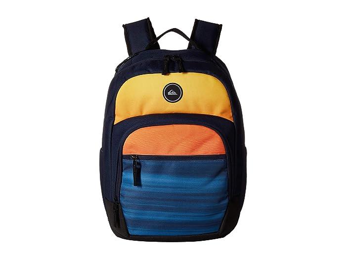 Quiksilver Schoolie Cooler II Backpack (Gold Fusion) Backpack Bags